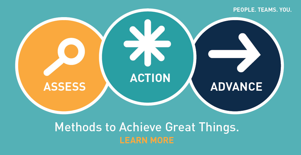 Assess, Action, Advance